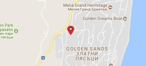 Goldstrand - Stadtbüro