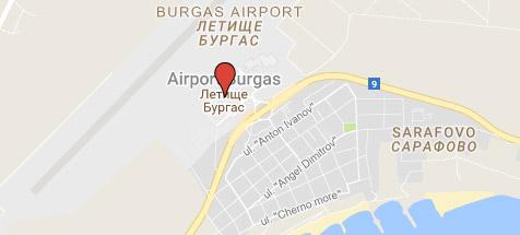 Burgas - Flughafen