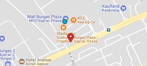 Burgas - Plaza Mall
