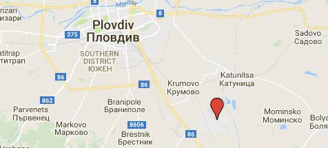 Plovdiv  - Flughafen