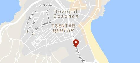 Sozopol - Stadtbüro