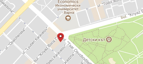 Varna - Stadtbüro
