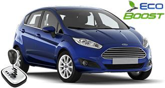 Ford Fiesta EDAR