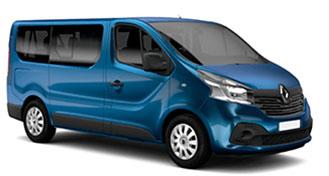 Renault Trafic + NAVI