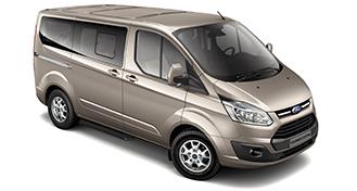 Ford Custom / Renault Trafic