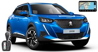 Peugeot 2008 + NAVI DFAR