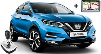 Nissan Qashqai IFAR