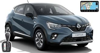 Renault Captur TCe + NAVI CFAV