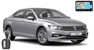 VW Passat + NAVI FDAR