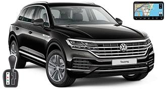 VW Touareg + NAVI