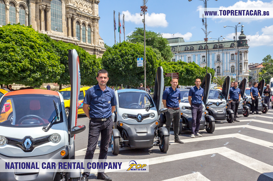 Rent a Car Varna