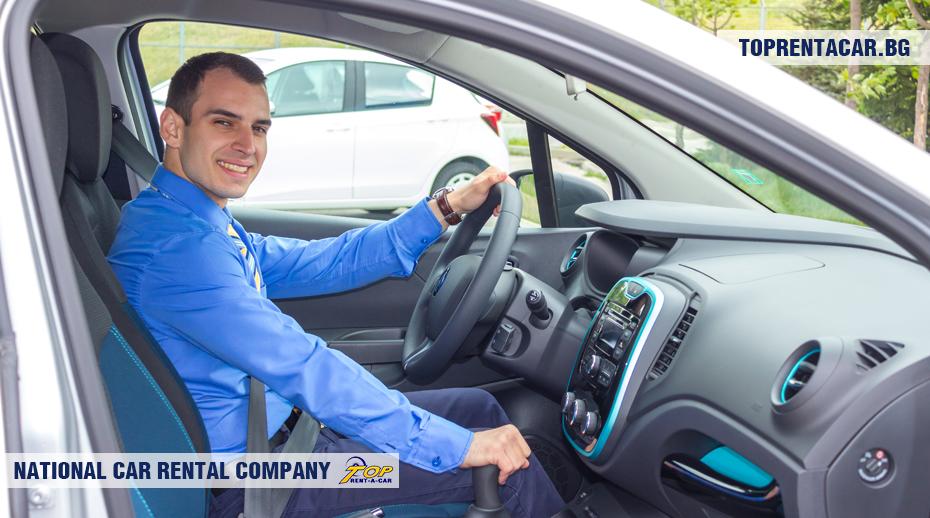 Renault Captur von Top Rent A Car
