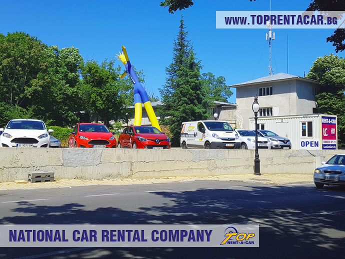 Top Rent a Car Goldstrand