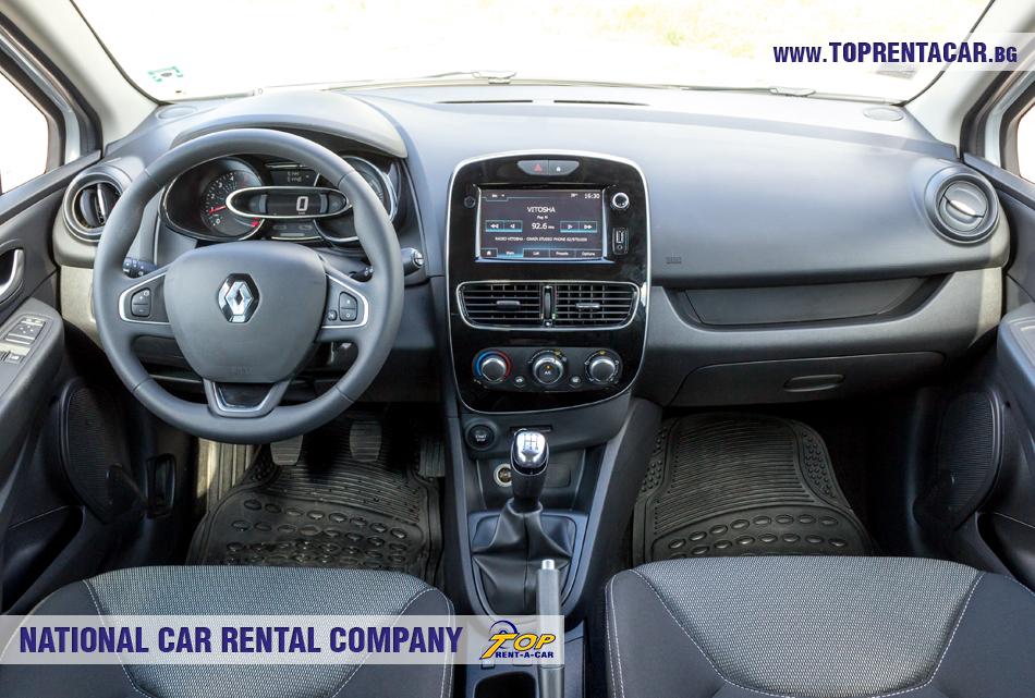 Renault Clio Grandtour - innenansicht