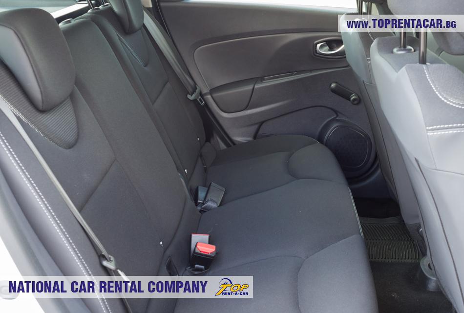 Renault Clio Grandtour - Rücksitz
