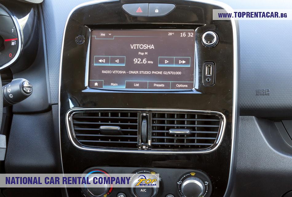 Renault Clio Grandtour - Armaturenbrett
