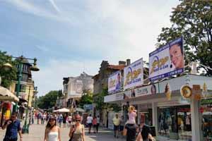 Mietwagen buchen in Burgas