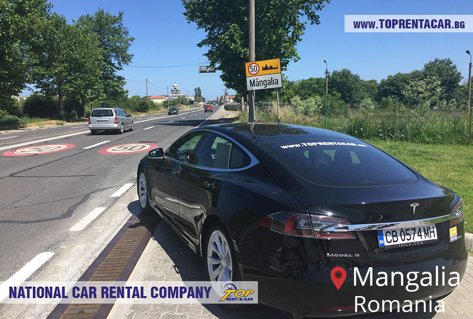 Top Rent A Car - Mangalia