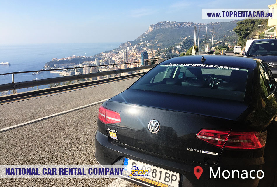 Top Rent A Car - Monaco