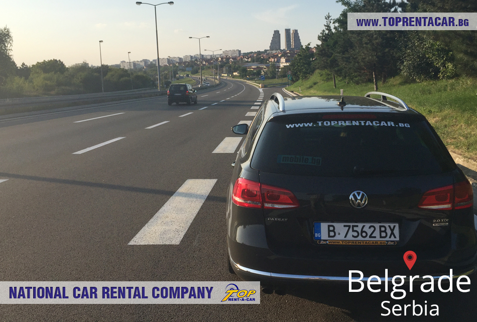 Top Rent A Car - Belgrade, Serbia