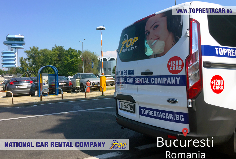 Top Rent A Car - Airport Bucharest