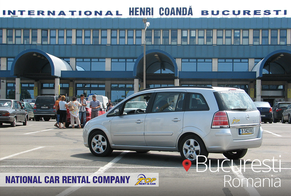Top Rent A Car - cross border rentals in Bucuresti