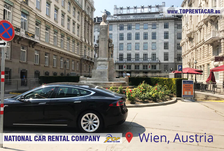 Top Rent A Car - Wien