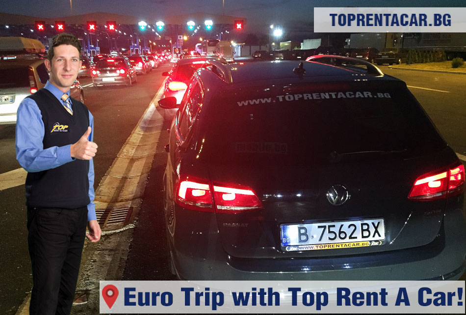 Top Rent A Car - Euro Trip