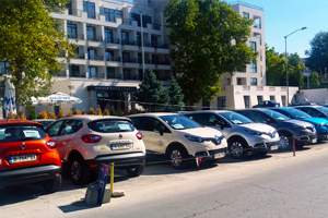 Rent a car Angebot Balchik