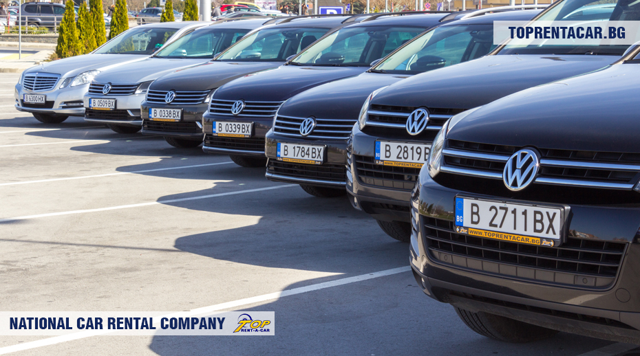 VW Touareg von Top Rent A Car