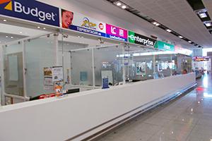 Mietwagen am Flughafen Burgas