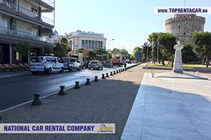 Mietwagen in Thessaloniki