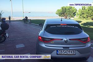 Autovermietung in Thessaloniki