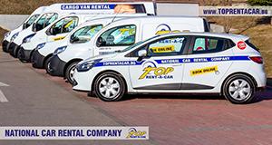 Lastkraftwagen-Vermietung von Top Rent A Car in Burgas