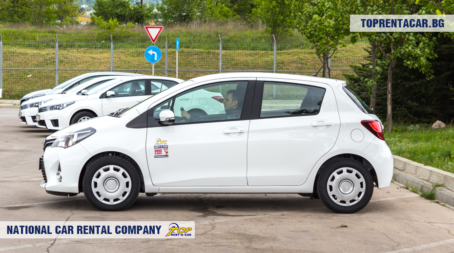 Toyota Yaris von Top Rent A Car
