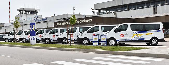 8-Sitzer-Personenbusse von Top Transfers
