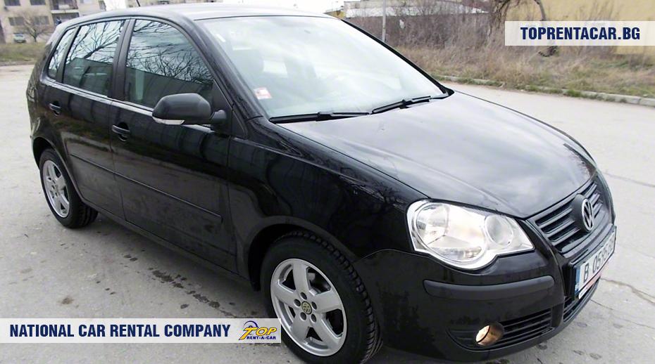 VW Polo - vorderansicht