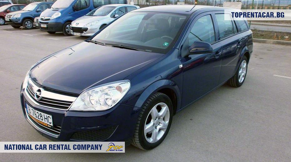 Opel Astra - vorderansicht